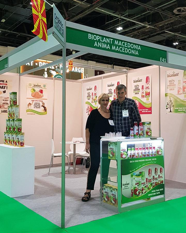 Organic and natural Dubai 2019