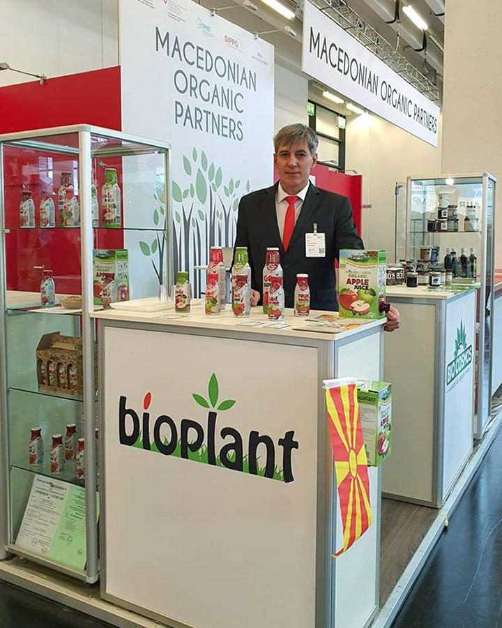 Bioplant na BIOFACH 2020